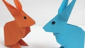آموزش اوریگامی حیوانات-آموزش ساخت اوریگامی 3 بعدی قسمت 39