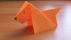 آموزش اوریگامی حیوانات-آموزش ساخت اوریگامی 3 بعدی قسمت 45