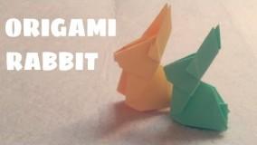 آموزش اوریگامی حیوانات-آموزش اوریگامی ساده برای کودکان قسمت 35