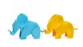 آموزش اوریگامی حیوانات-آموزش ساخت اوریگامی 3 بعدی قسمت 42