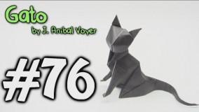 آموزش اوریگامی حیوانات-آموزش اوریگامی ساده برای کودکان قسمت 30