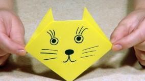 آموزش اوریگامی حیوانات-آموزش اوریگامی ساده برای کودکان قسمت 31