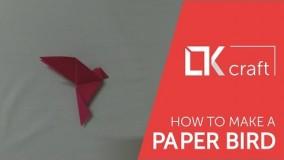 آموزش اوریگامی حیوانات سه بعدی-ویدیو های اوریگامی قسمت 106