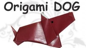 آموزش اوریگامی حیوانات-آموزش ساخت اوریگامی 3 بعدی قسمت 55
