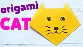 آموزش اوریگامی حیوانات سه بعدی-ویدیو های اوریگامی قسمت 84