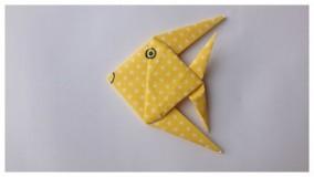 آموزش اوریگامی حیوانات سه بعدی-ویدیو های اوریگامی قسمت 86