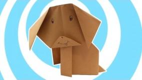 آموزش اوریگامی حیوانات سه بعدی-ویدیو های اوریگامی قسمت 101