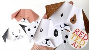 آموزش اوریگامی حیوانات-آموزش ساخت اوریگامی 3 بعدی قسمت 52
