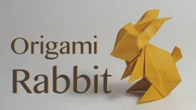 آموزش اوریگامی حیوانات سه بعدی-ویدیو های اوریگامی قسمت 81