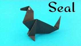 آموزش اوریگامی حیوانات سه بعدی-ویدیو های اوریگامی قسمت 103