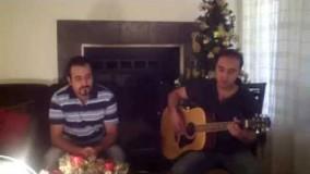 ایزاریا و الویس آهنگ بی خداحافظی ورژن آکوستیک از امیر علی بهادری11