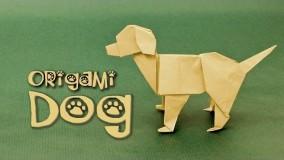 آموزش اوریگامی حیوانات سه بعدی-ویدیو های اوریگامی قسمت 104