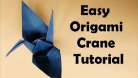 آموزش اوریگامی حیوانات سه بعدی-ویدیو های اوریگامی قسمت 96