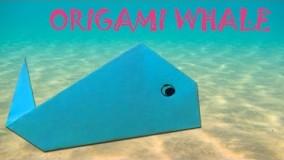 آموزش اوریگامی حیوانات سه بعدی-ویدیو های اوریگامی قسمت 95