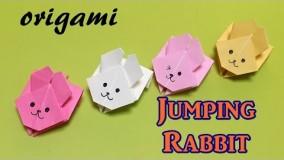 آموزش اوریگامی حیوانات-آموزش ساخت اوریگامی 3 بعدی قسمت 61