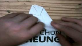 آموزش اوریگامی های جالب اموزش اوریگامی قورباغه 3