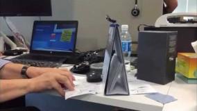 آموزش اوریگامی حیوانات سه بعدی اموزش اوریگامی قورباغه 3