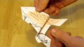 آموزش اوریگامی های جالب اموزش اوریگامی قورباغه 4