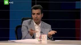 بررسی اتفاقات تلخ اهواز و درگیری های هواداران - برنامه نود ۲۲ مرداد