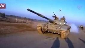 مستند پل | صحنه های درگیری نیروهای عراقی باداعش