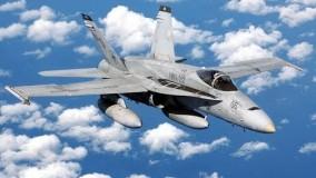 معرفی جنگنده F-18  بخش2