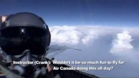 معرفی جنگنده F-18  بخش17