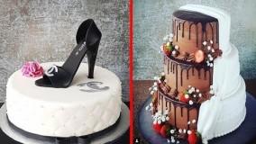 تزیین-آموزش تزیین کیک-14-