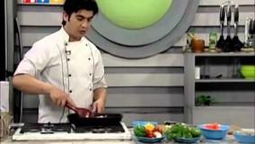 آشپزی آسان - رول سبزیجات-2-