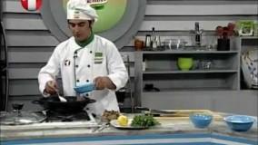 آشپزی ساده  - پای لیمو با مرغ-4-