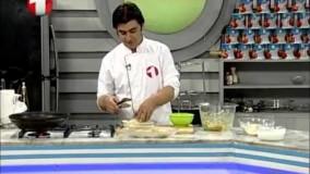 آشپزی ساده  - پیاز سخاری با مرغ سخاری-4-