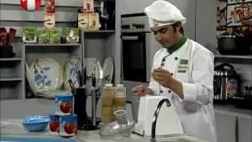 آشپزی ساده  - پای لیمو با مرغ-1-