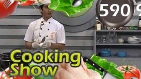 آشپزی آسان - تهیه برنج با سبزیجات
