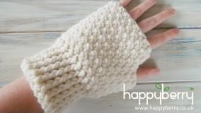 آموزش بافتنی-بافت دستکش