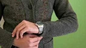 آموزش بافتنی-ژاکت بافت مردانه Pika