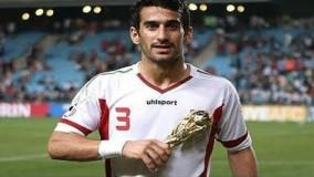 صحبت های قدوس و حاج صفی  پس از بازی برابر مراکش