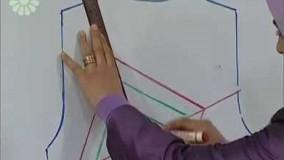 آموزش اوریگامی ویدیو آموزش طراحی دوخت توسط ملیحه بلالی