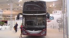 معرفی بهترین اتوبوس های بنز بخش 1