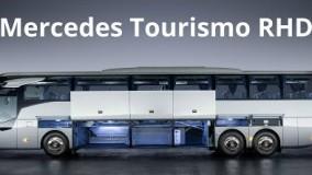 معرفی بهترین اتوبوس های بنز بخش 2