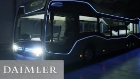 معرفی بهترین اتوبوس های بنز بخش 4
