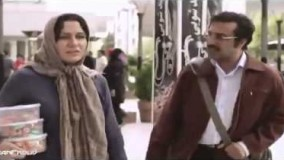 شاهکار رضا عطاران در طراحی دعوای فیلم خوابم می آید (خیلی خنده دار)