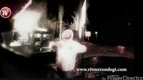 امیر اقایی و میلاد کی مرام(پشت صحنه فیلم ۳۶۰ درجه)made by fans