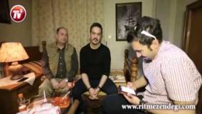 میلاد کی مرام: هر وقت احسان علیخانی بازیگر شد، من هم مجری می شوم/قسمت سوم