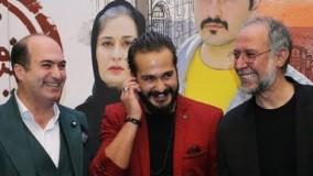 غیرمجازهای سینمای ایران روی فرش قرمز رژه رفتند