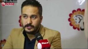 این بازیگر سینمای ایران، رکورد سلفی گرفتن را شکاند/غوغای طرفداران میلاد/گزارش اختصاصی