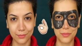 56-ماسک ضد پف و خستگی دور چشم