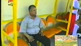پرسپوليس 1 0 فجر سپاسي  اولین دورهی لیگ برتر81-80