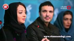 6حمدرضا فروتن: دیگه از کتک زدن زن ها خسته شدم!/ رونمایی پر حاشیه نیکی کریمی از شیفت شب