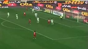 پرسپولیس 6-0 ملوان مرحله یک شانزدهم جام حذفی فصل ۹۱.۹۲
