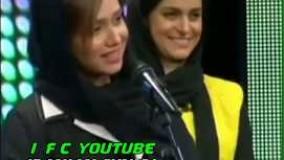 7-حرفهای پریناز ایزدبار در جشن شهرزاد