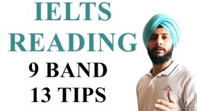 HOW TO PREPARE FOR IELTS READING | TOP 13 TIPS IN HINDI
